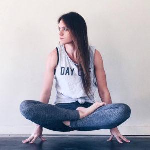 Dani Loxton yoga trainer